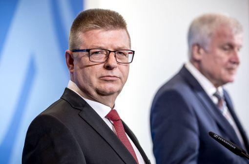 Thomas Haldenwang zum Präsidenten ernannt