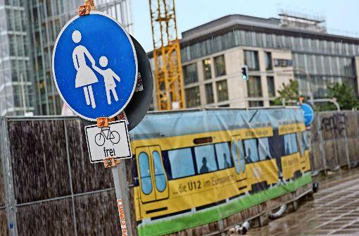 Engpass an der Heilbronner Straße verschwindet