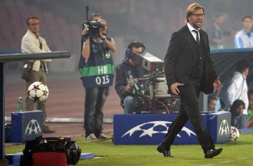 Borussia Dortmund verliert beim SSC Neapel 1:2