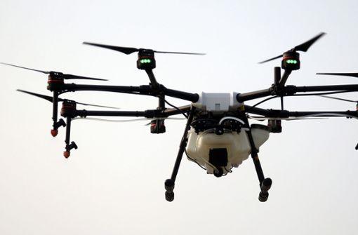 Tourist wegen Drohnen-Aufnahmen verhaftet