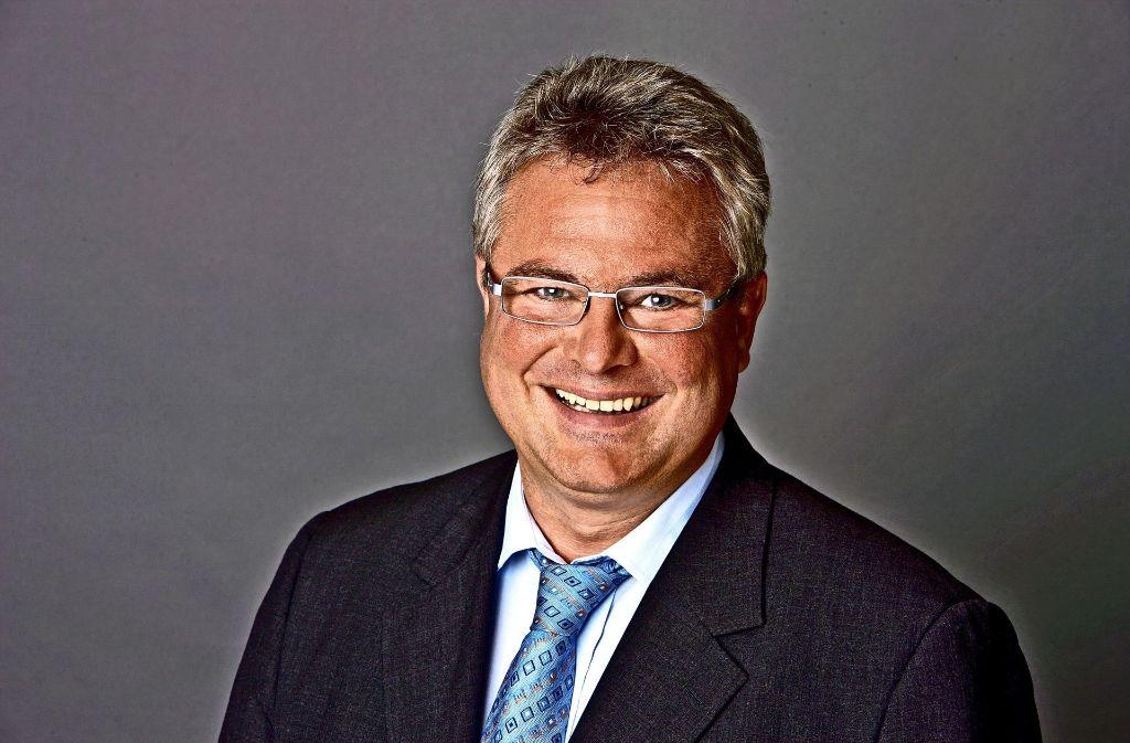 Holger Haas übernimmt die Leitung der IBA-Gesellschaft Foto: WRS