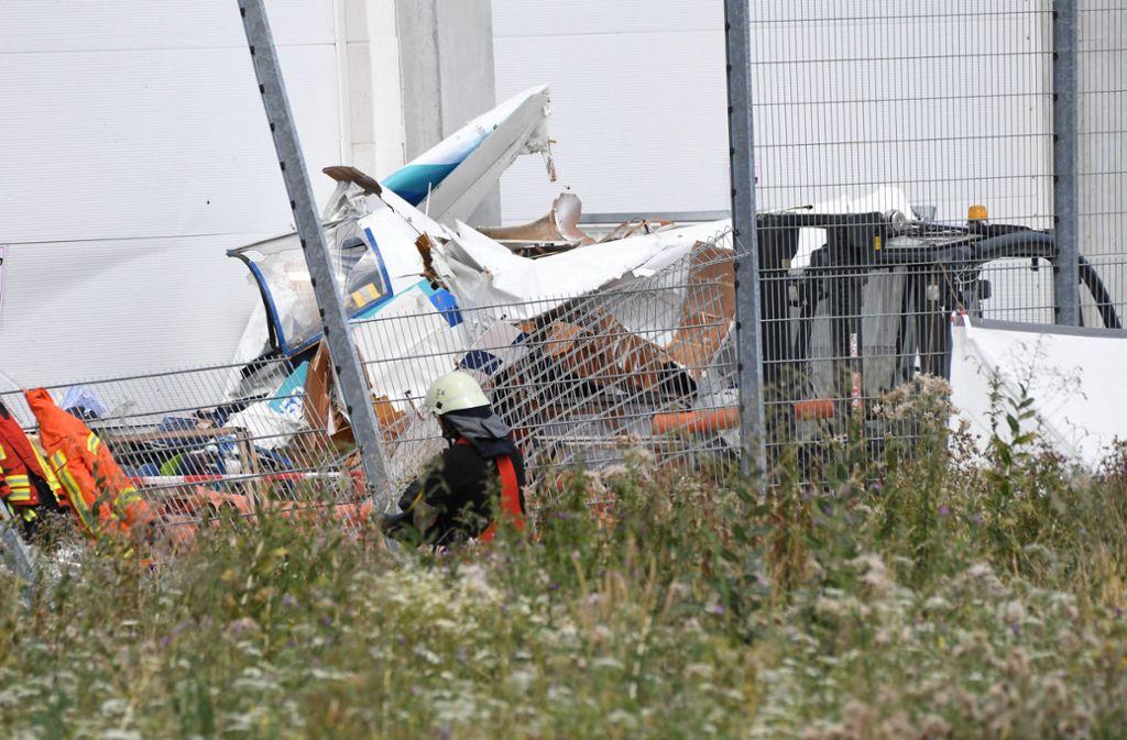 Bei dem Unglück sind drei Menschen ums Leben gekommen. Foto: dpa
