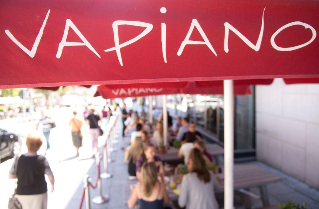 Nach Umsatzeinbußen jetzt auch ohne Chef: die Restaurantkette Vapiano (Archivbild= Foto: dpa
