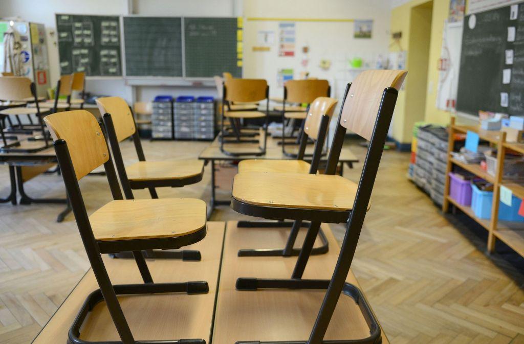 Grundschulen könnten besonders vom Unterrichtsausfall betroffen sein. Foto: dpa