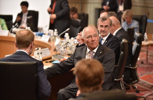 Schäuble gibt Signal für Steuerentlastung