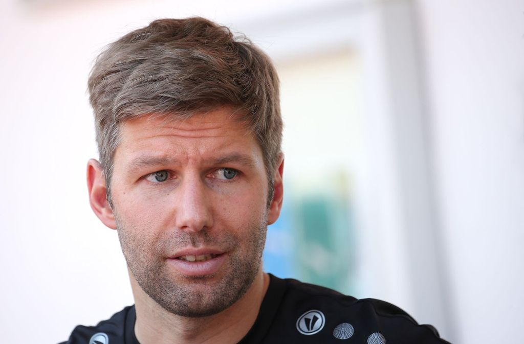 Der VfB-Vorstandsvorsitzende Thomas Hitzlsperger Foto: Pressefoto Baumann/Julia Rahn