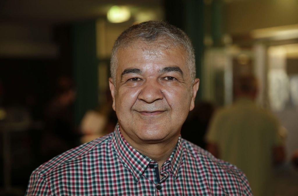 Gökay Sofuoglu ist auch Vorsitzender der Türkischen Gemeinde in Baden-Württemberg. Foto: Leif Piechowski