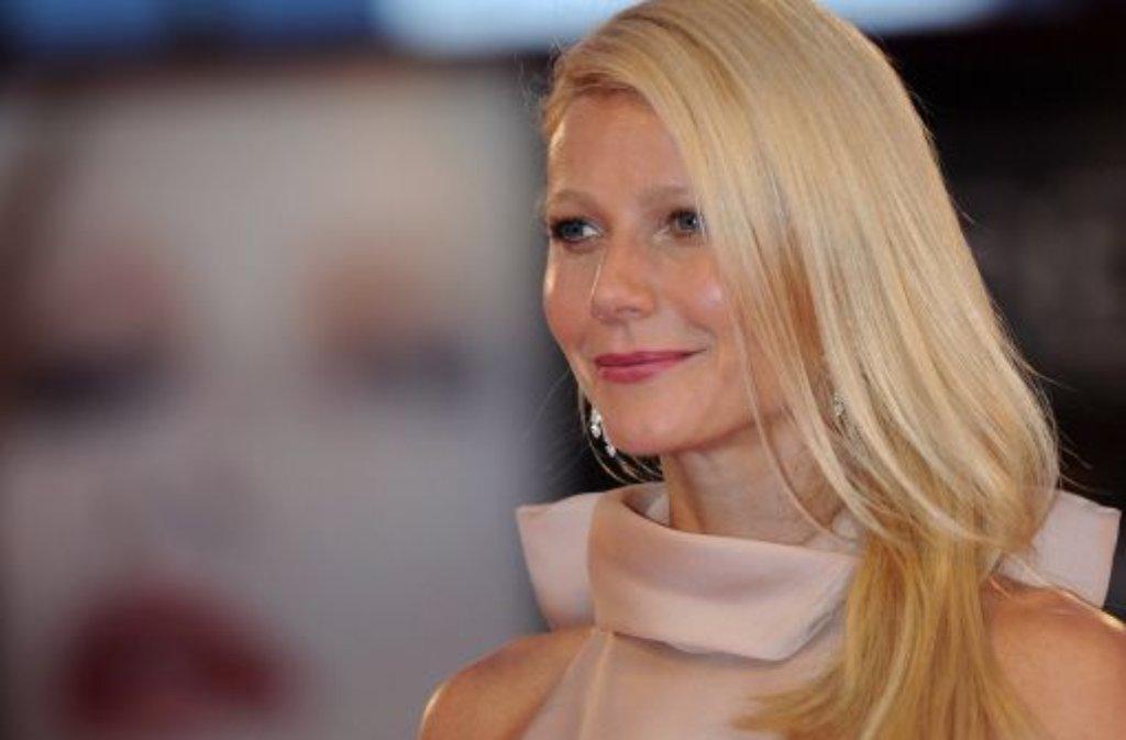 Laut People-Magazin ist sie die schönste Frau der Welt: Gwyneth Paltrow. Ebenfalls auf der Liste sind diese Damen ... Foto: dpa