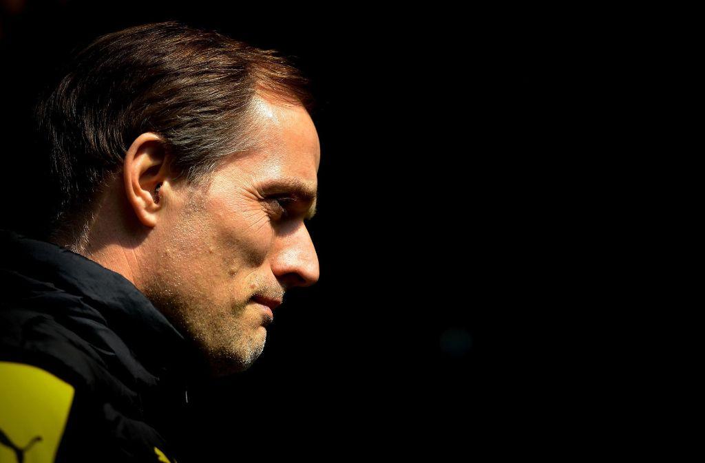 Thomas Tuchel geht – die Dortmund-Fans nehmen die Entscheidung mit gemischten Gefühlen auf. Foto: AFP