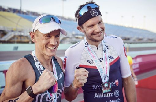Jan Frodenos verrücktes Ironman-Duell