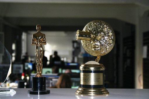 Goldjunge bringt Hollywood ins Küblerareal