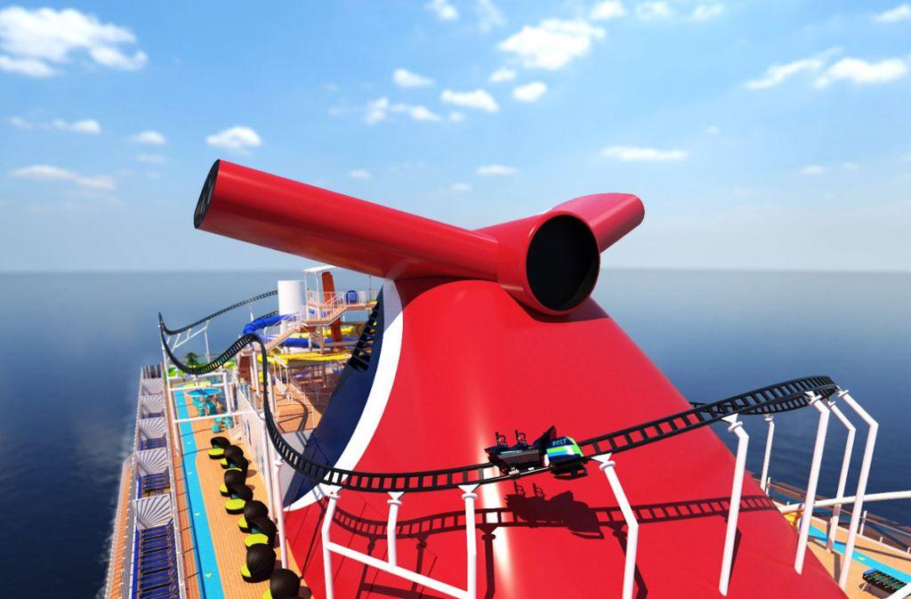 Vorsicht vor hohen Gebühren: Surfen auf Kreuzfahrtenschiffen kann extrem teuer sein. Foto: Carnival Cruise Line