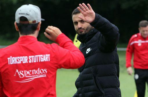 """Türkspor-Trainer Arslan: """"Das entscheidet jeder für sich"""""""