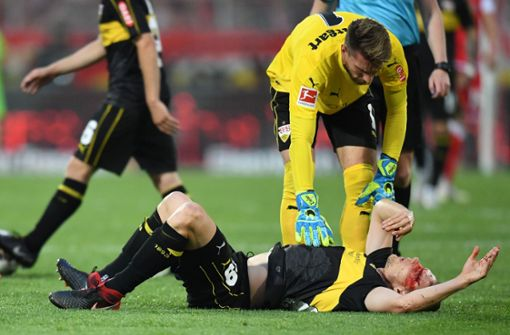 Blut und Tränen beim VfB Stuttgart