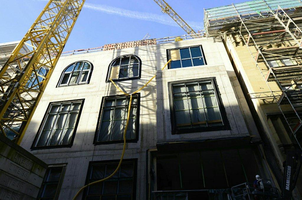 In unserer Fotostrecke zeigen wir die Baufortschritte im Gerberviertel - klicken Sie sich durch! Foto: www.7aktuell.de | Florian Gerlach