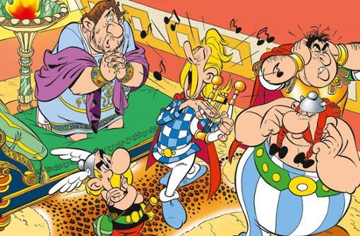 Lange Vergessenes von Asterix