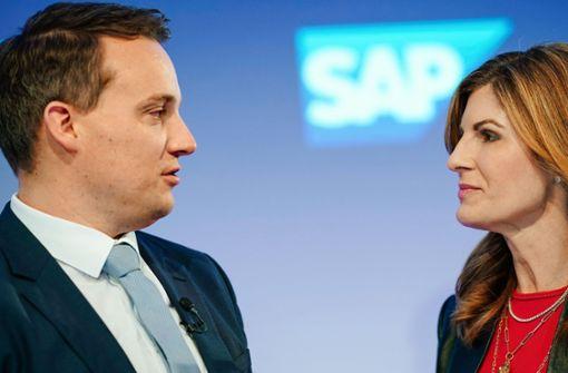 Bei  Boni für SAP-Mitarbeiter zählt die Kundenzufriedenheit