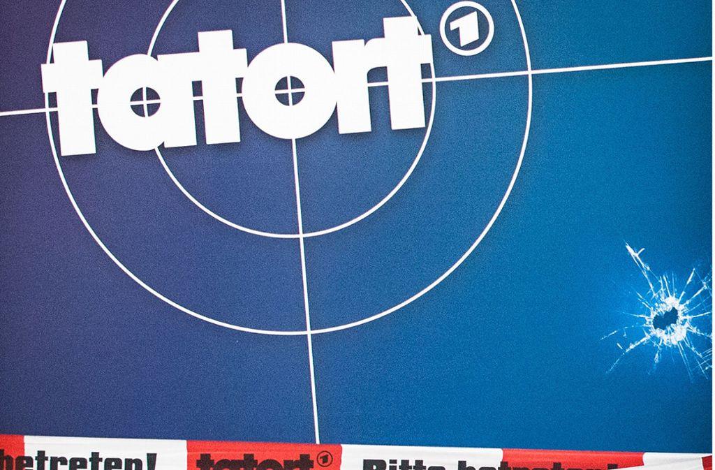 """Der """"Tatort"""" wurde in nur zwei Tagen gedreht – ohne festes Drehbuch. Foto: dpa/Christoph Schmidt"""