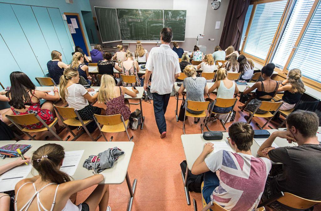 Gibt es in Klassenzimmern Spitzeln in türkischem Auftrag? Foto: dpa