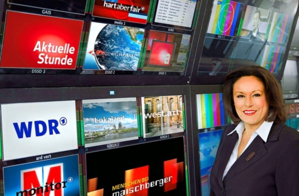 Monika Piel soll bis 2019 WDR-Chefin bleiben. Foto: WDR