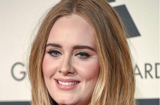 Popstar Adele kündigt neuen Song an