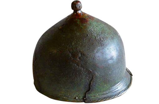 Der Helm von Cannae