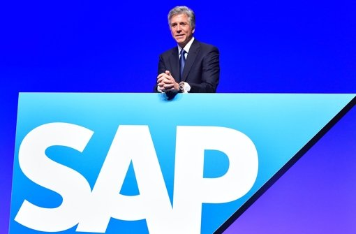 SAP drängt weiter  in die Internet-Cloud