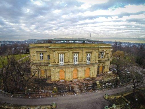 Stadt übernimmt die Villa Berg