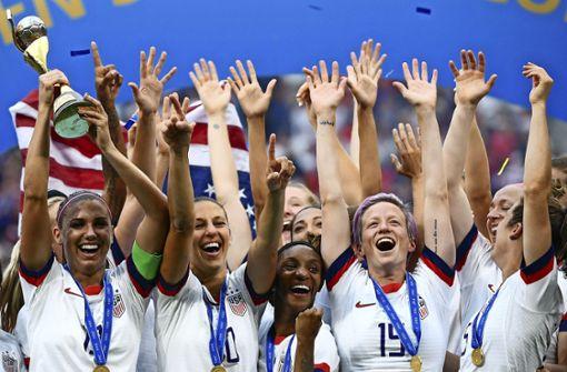 US-Fußballerinnen scheitern mit Klage