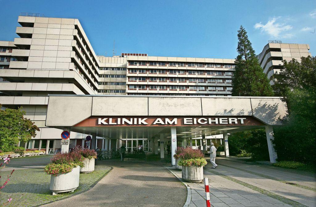 Nach 15 Jahren hat das Christophsbad das Tauziehen mit der Klinik am Eichert um die Versorgung von Schlaganfall-Patienten vorerst gewonnen. Foto: Horst Rudel
