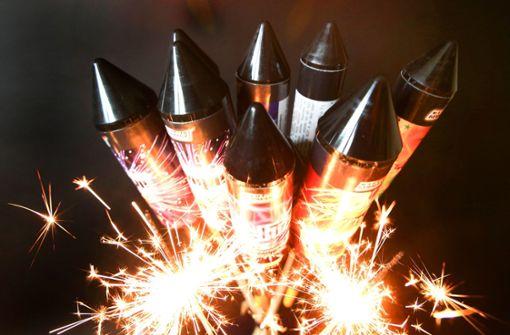 Feuerwerk gezündet – Bayern-Fan erwartet Anzeige