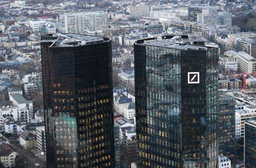 Deutsche Bank wirbt um Firmenkunden