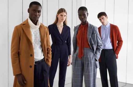 Mode, die nicht  mehr neu sein soll