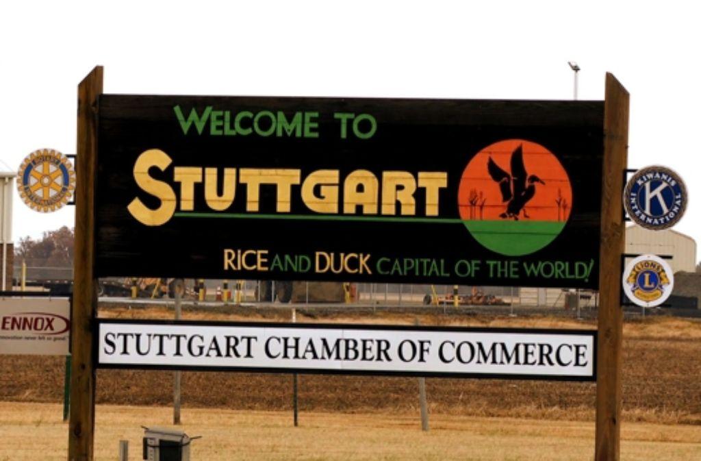 Stuttgart - das gibt es nicht nur in Baden-Württemberg, sondern auch in Arkansas in den USA. Impressionen aus der amerikanischen Schwesterstadt gibt es in der Bildergalerie. Foto: Yvonne Arnold