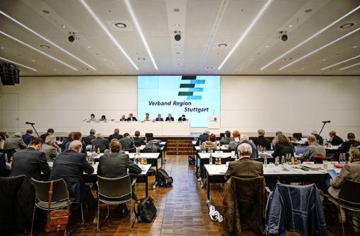 Regionalräte treffen sich  wieder in Stuttgart
