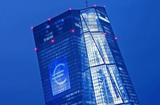 EZB-Politik: Konflikt schwelt weiter