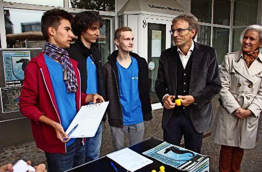 Gesucht: Jugendliche, die mitgestalten wollen