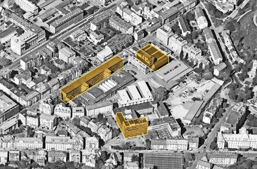 Idee für innovatives Wohnen im EnBW-Areal