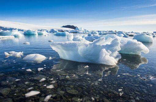 Forscher nehmen fünften Ozean in Karten auf