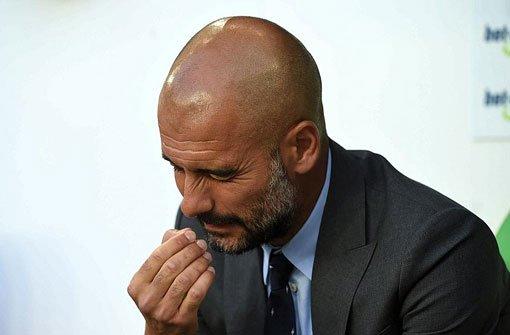 Auch im dritten Anlauf scheitert Guardiola