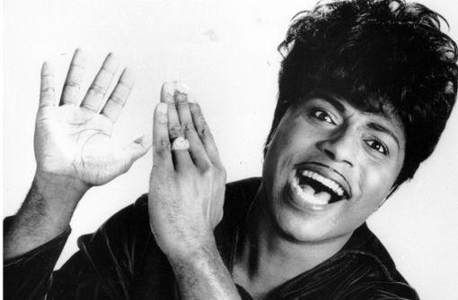 """Little Richard  oder """"A wop bop a loo lop a lop bam boo"""""""