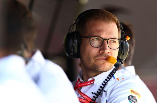 Vom Porsche-Manager zum Formel-1-Teamchef