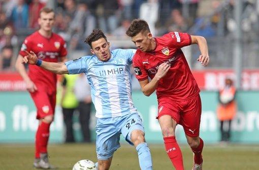 VfB Stuttgart II verliert gegen die Stuttgarter Kickers