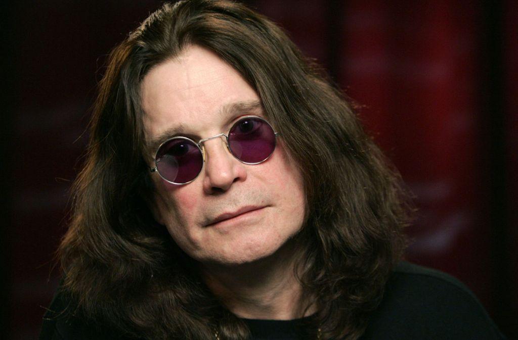 Ozzy Osbourne hat in einem Interview über seinen Gesundheitszustand gesprochen. Foto: AP/Jeff Christensen