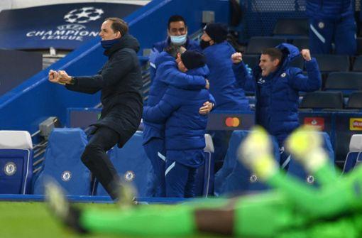 FC Chelsea und Man City im Finale der Champions League