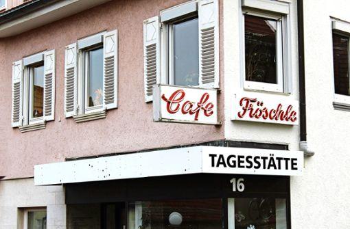 Das Café Fröschle sagt  leise Adieu zu Birkach