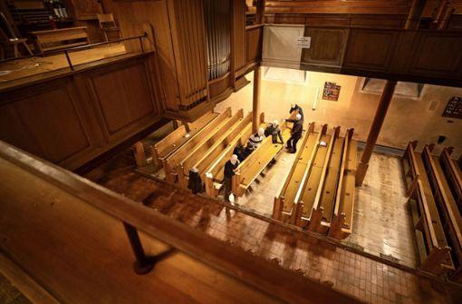 Sanierung der Stiftskirche startet  verspätet