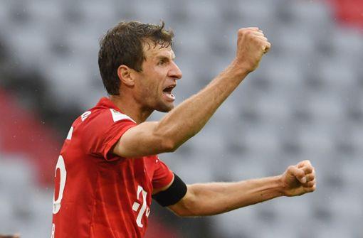 Warum Thomas Müller wieder so stark ist