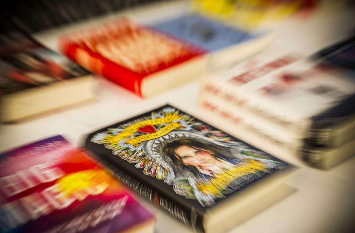 Ob es die Stuttgarter Buchwochen im nächsten Jahr noch geben wird, ist fraglich. Foto: Lichtgut/Max Kovalenko