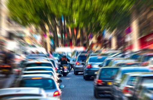 20.8.: Mit Auto über Fuß gefahren